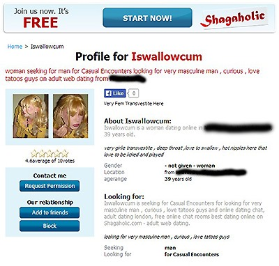 iswallowcum tranny girlfriend